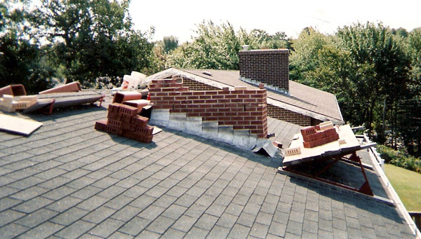 image of chimney construction-rebuild services completed in Halifax, NS by Pro Chimney Services based in Halifax, NS servicing all of the Halifax-Dartmouth Regional Municipality, Bedford, Sackville, Mount Uniacke, Windsor, Hantsport , Wolfville, Kentville, Chester, Mahone Bay, Lunenburg, Bridgewater, Liverpool, Fall River, Wellington, Enfield, Elmsdale, Brookfield, Truro, Musquodoboit Harbour & surrounding areas.