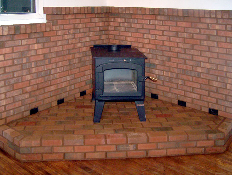 image of wood stove-wood stove installation & hearth masonry construction-installation services completed in Halifax, NS by Pro Chimney Services based in Halifax, N S providing their wood stove installation & wood stove hearth masonry construction-installation services to all of the Halifax-Dartmouth Regional Municipality, Bedford, Sackville, Mount Uniacke, Windsor, Hantsport , Wolfville, Kentville, Chester, Mahone Bay, Lunenburg, Bridgewater, Liverpool, Fall River, Wellington, Enfield, Elmsdale, Brookfield, Truro, Musquodoboit Harbour & surrounding areas.