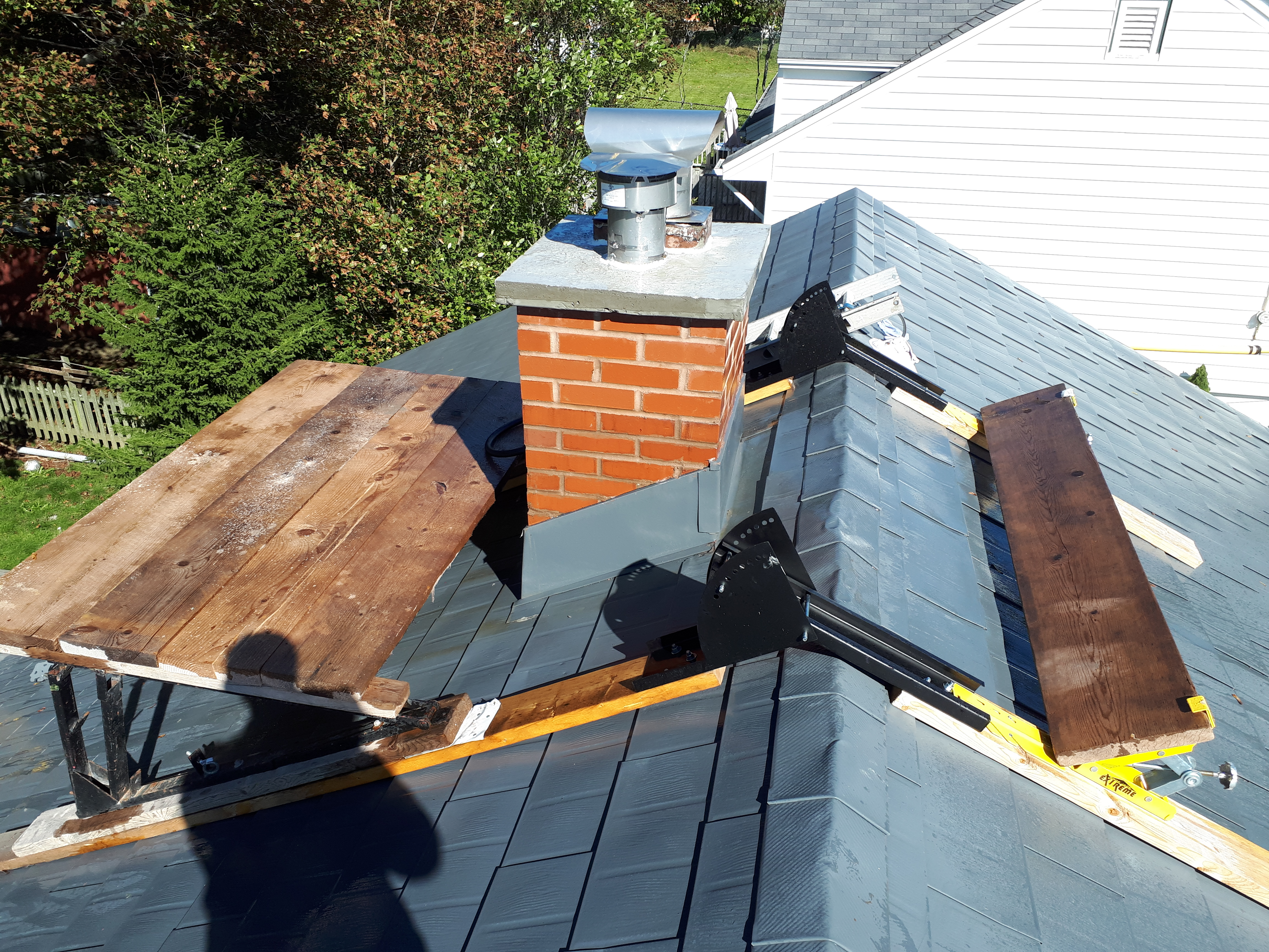 image of chimney construction-repair services completed in Halifax-Dartmouth Regional Municipality, NS by Pro Chimney Services based in Halifax, NS servicing all of the Halifax-Dartmouth Regional Municipality,Bedford, Sackville, Mount Uniacke, Windsor, Hantsport , Wolfville, Kentville, Chester, Mahone Bay, Lunenburg, Bridgewater, Liverpool, Fall River, Wellington, Enfield, Elmsdale, Brookfield, Truro, Musquodoboit Harbour & surrounding areas.