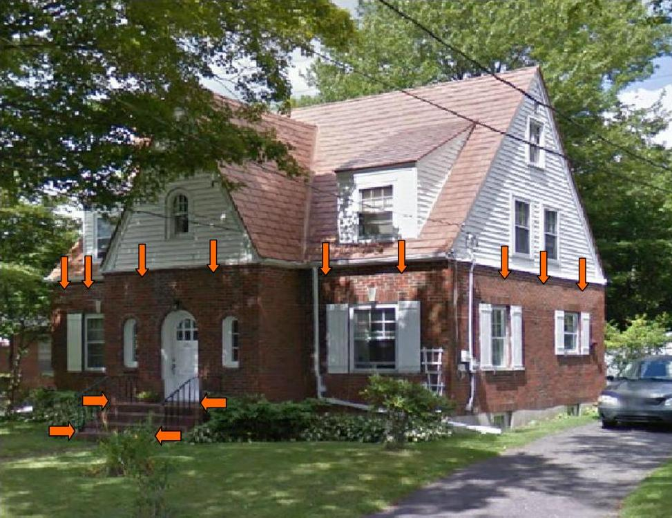 image of masonry repair services completed in Halifax-Dartmouth Regional Municipality, NS by Pro Chimney Services based in Halifax, NS Pro Chimney Services provides masonry repair services to all of the Halifax-Dartmouth Regional Municipality, Bedford, Sackville, Mount Uniacke, Hantsport, Windsor, Wolfville, Kentville, Chester Basin, Mahone Bay, Lunenburg, Bridgewater, Liverpool, Fall River, Wellington, Enfield, Elmsdale, Brookfield, Truro, Musquodoboit Harbour & surrounding areas.