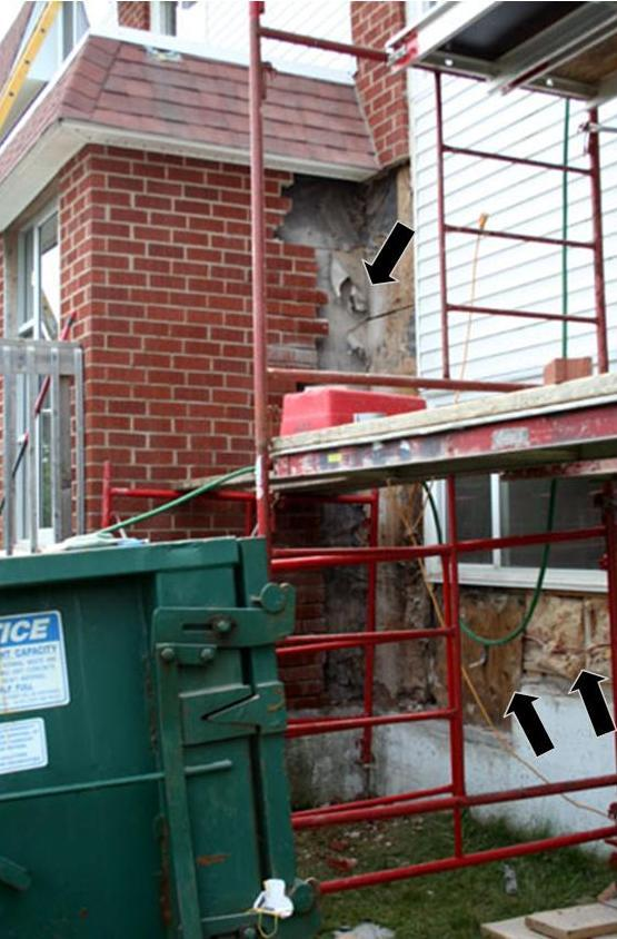 masonry repair services completed in Halifax-Dartmouth Regional Municipality, NS  by Pro Chimney Services based in Halifax, NS by Pro Chimney Services provides masonry repair services to all of the Halifax-Dartmouth Regional Municipality, Bedford, Sackville, Mount Uniacke, Hantsport, Windsor, Wolfville, Kentville, Chester Basin, Mahone Bay, Lunenburg, Bridgewater, Liverpool, Fall River, Wellington, Enfield, Elmsdale, Brookfield, Truro, Musquodoboit Harbour & surrounding areas.