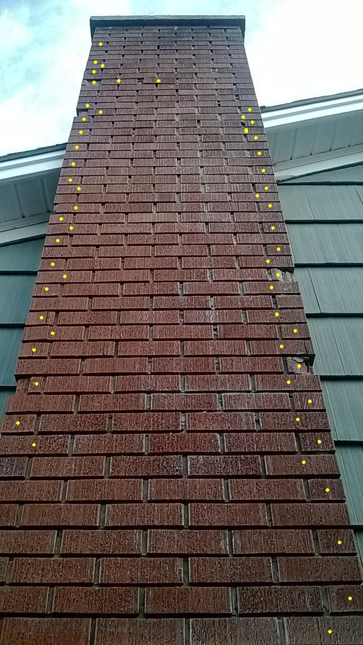 image of masonry repair-masonry chimney repair services completed in Halifax-Dartmouth Regional Municipality, NS by Pro Chimney Services based in Halifax, NS servicing all of the Halifax-Dartmouth Regional MunicipalityBedford, Sackville, Mount Uniacke, Hantsport, Windsor, Wolfville, Kentville, Chester Basin, Mahone Bay, Lunenburg, Bridgewater, Liverpool, Fall River, Wellington, Enfield, Elmsdale, Brookfield, Truro, Musquodoboit Harbour & surrounding areas.